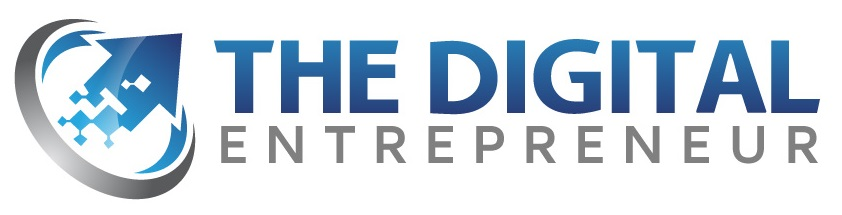 the digital entrepreneur logo